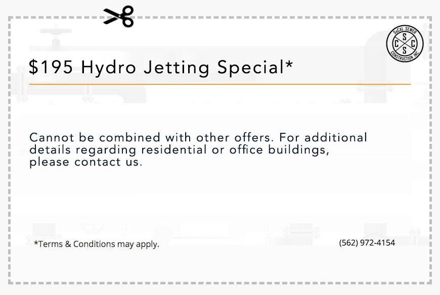 Hydro Jet Special